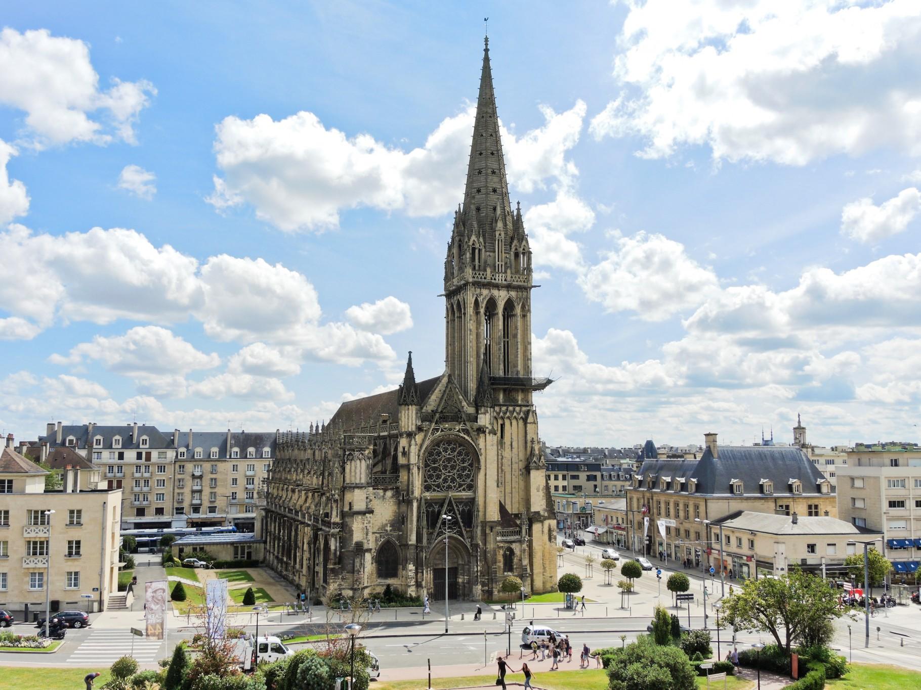 Appartements Caen